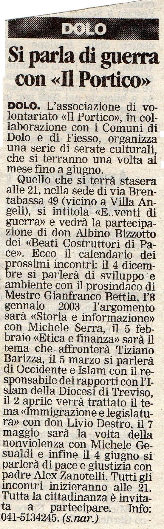 2002.11.15 La Nuova