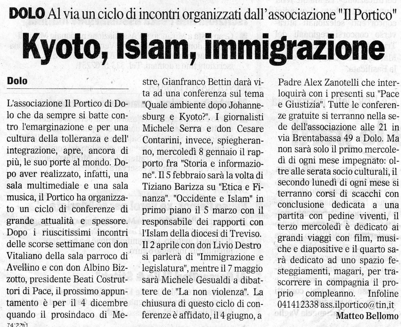 2002.11.16 Il Gazzettino di Venezia