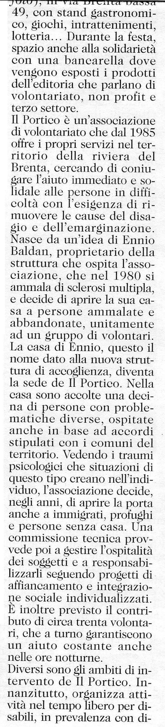 2003.09.07 La Difesa del Popolo (p. 14 basso)