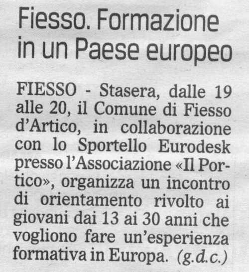 2010.04.14 Il Gazzettino di Venezia