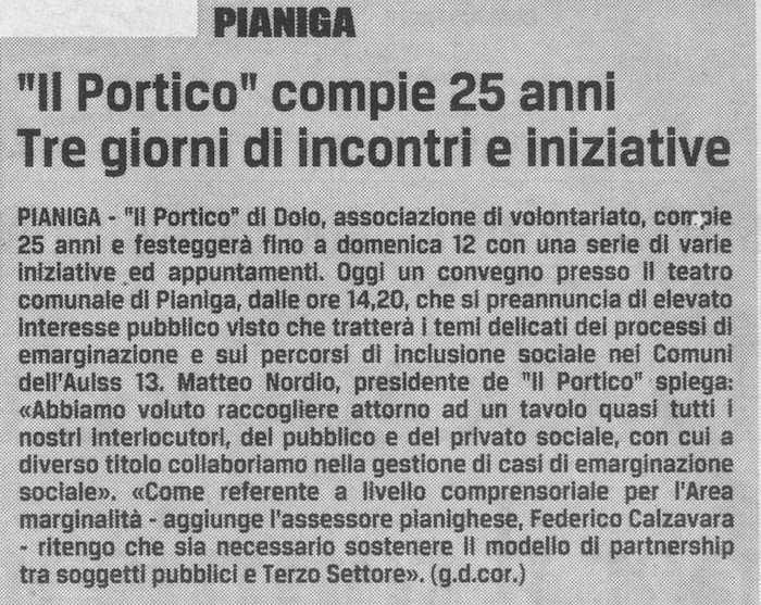2010.09.10 Il Gazzettino di Venezia
