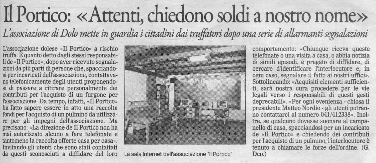 2010.11.02 Il Gazzettino di Venezia
