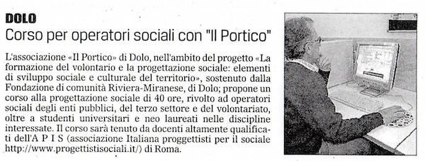 2012.04.17 il Gazzettino (p. 21)