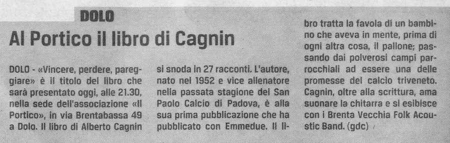 2012.05.23 il Gazzettino