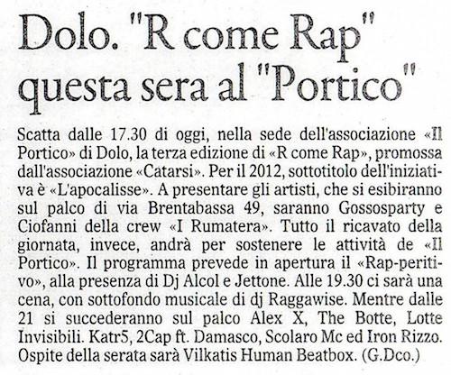 2012.06.23 il Gazzettino (p. 21)