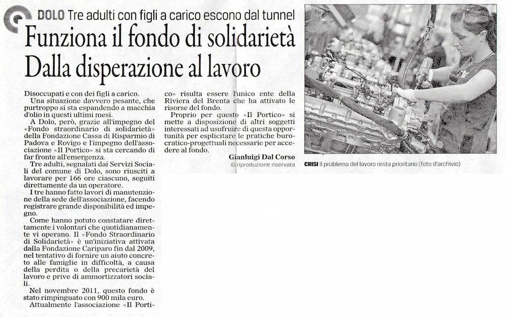 2012.06.24 il Gazzettino (p. 24)