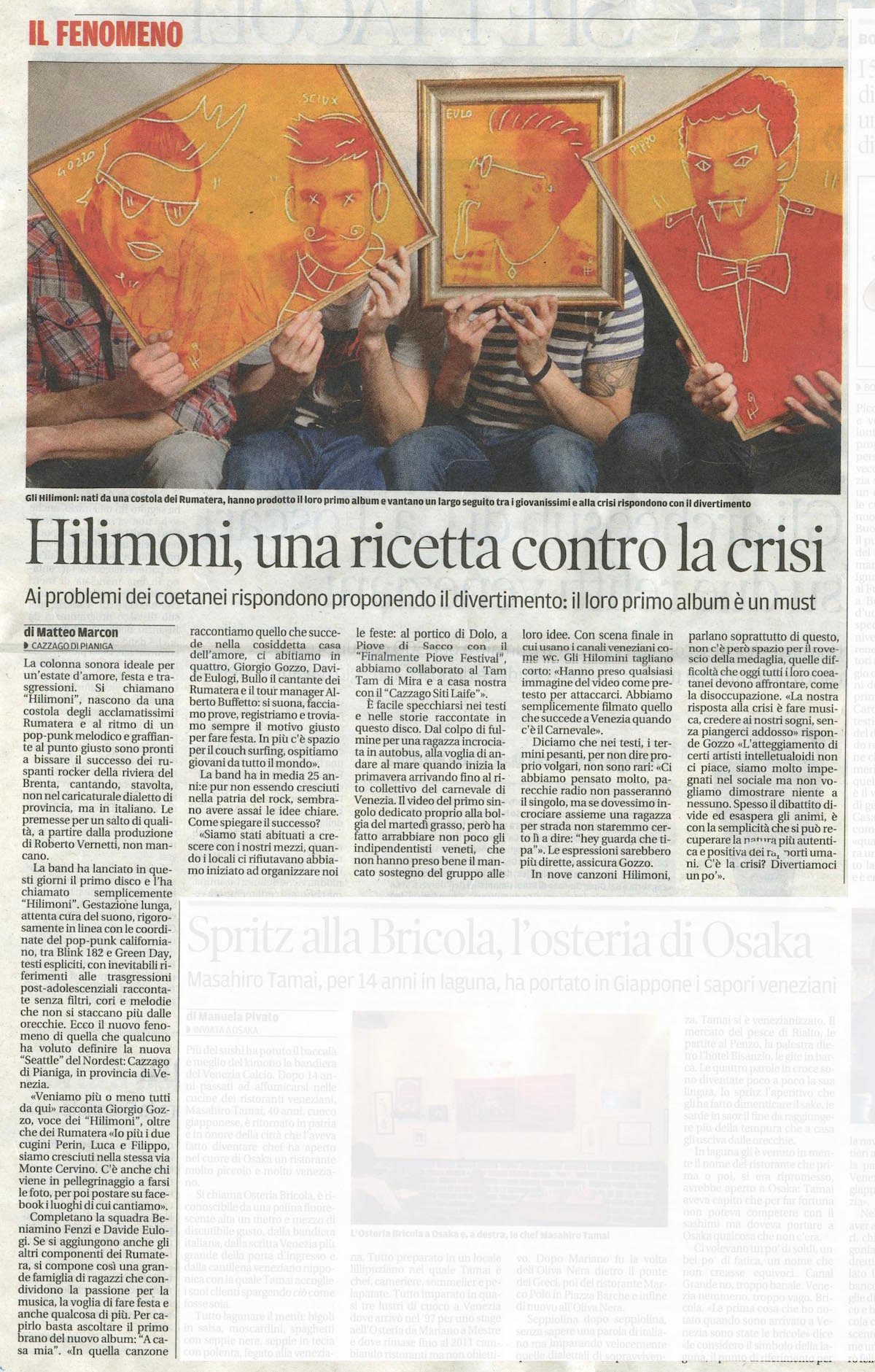 2013.04.16 la Nuova (p. 46)