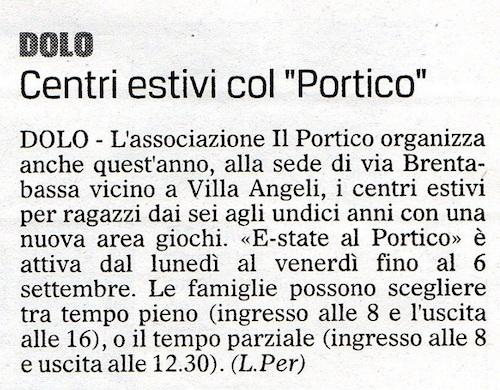 2013.06.12 Il Gazzettino (p. 21)