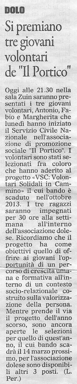 2014.03.05 Il Gazzettino di Venezia (p. 17)