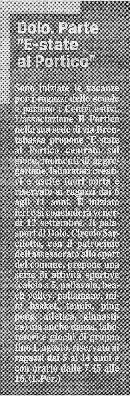 2014.06.10 Il Gazzettino di Venezia (p. 20)