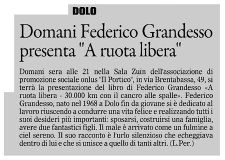 2014.07.01 Il Gazzettino di Venezia (p. 17)
