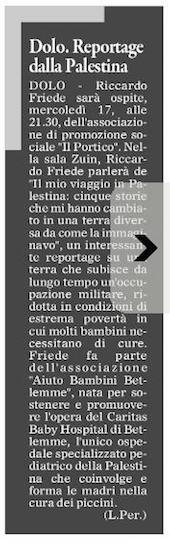 2015.06.17 Il Gazzettino di Venezia (p. 15)