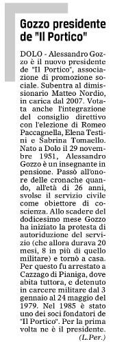 2015.11.20 Il Gazzettino di Venezia (p. 21)