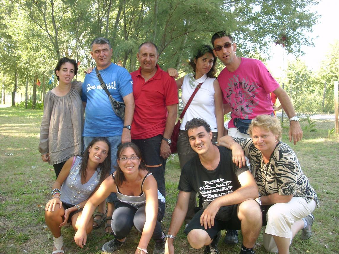 soggiorno estivissimo 2011
