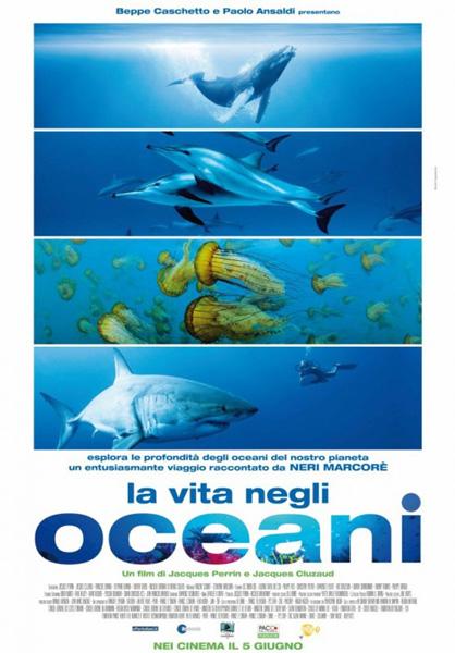 La vita negli oceani (2010)