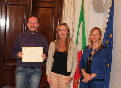 29.5.2014 Consegna certificato base Family Audit