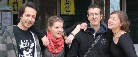 Volontari SVE 2013