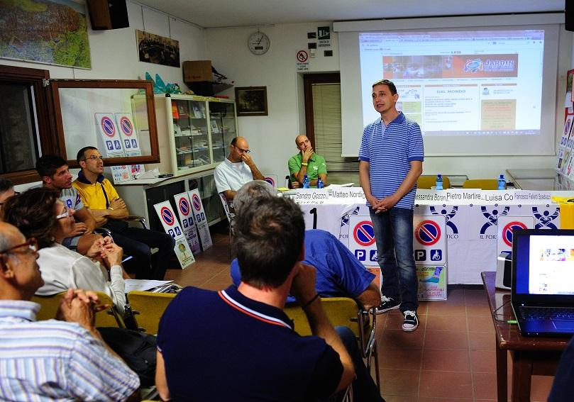 Enrico Bertocco è impegnato in Argentina dal 2001