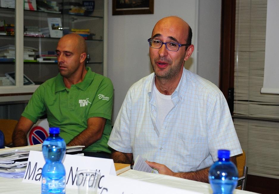 06.9.2013 Nordio introduce la serata