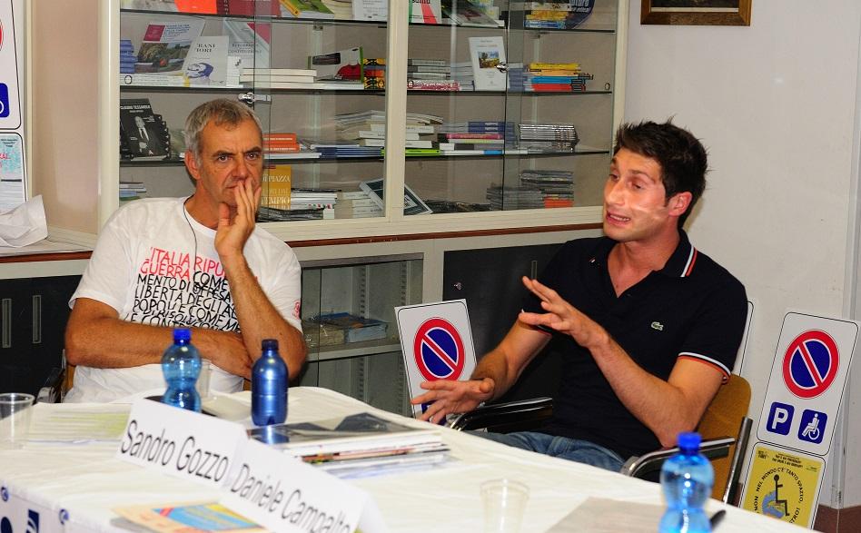 07 06.9.2013 Daniele Campalto (referente Libera Riviera del Brenta)