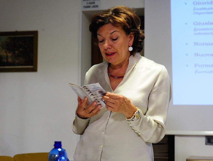 15 06.9.2013 Conti Clini, presidente CSV Venezia