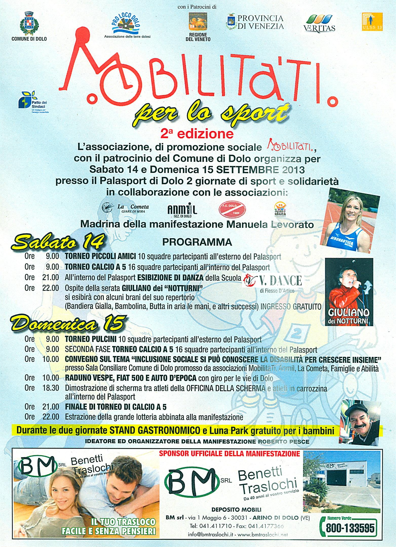 15.9.2013 Mobilitàti (Dolo, Venezia)