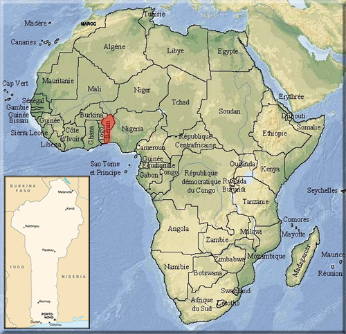 Benin (Africa)