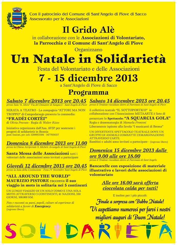 Natale in Solidarietà 2013