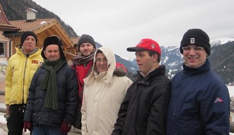 Soggiorno invernale 2012