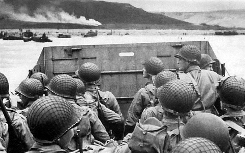 Sbarco Normandia (06.6.1944)