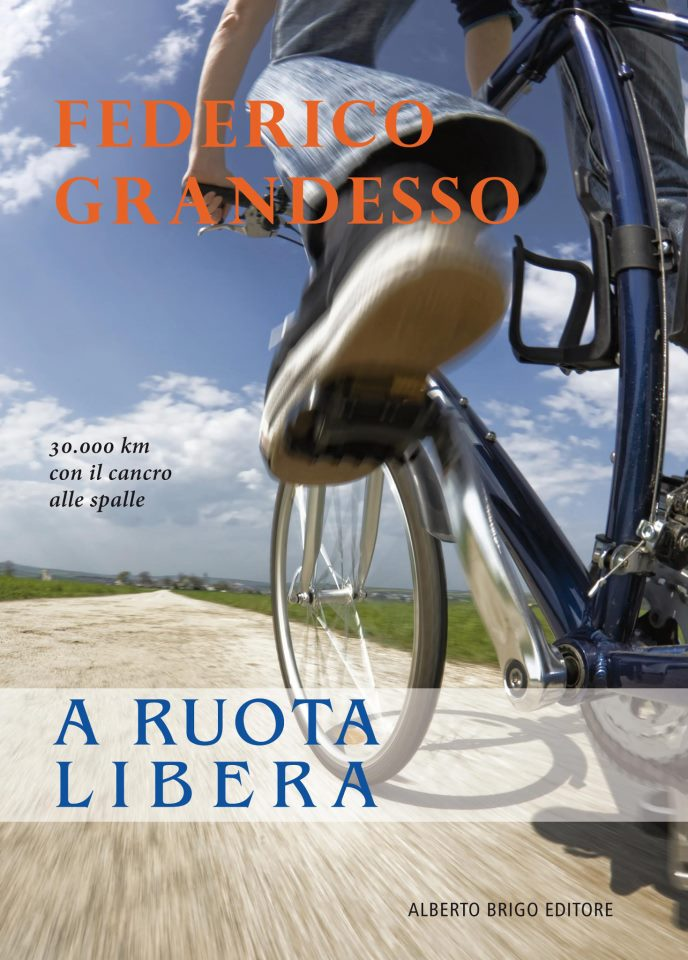A ruota libera di F. Grandesso (copertina)