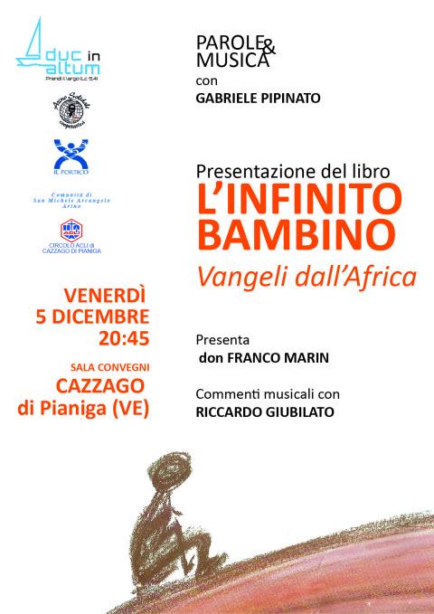05.12.2014 L'infinito bambino di Pipinato (Cazzago, Venezia)
