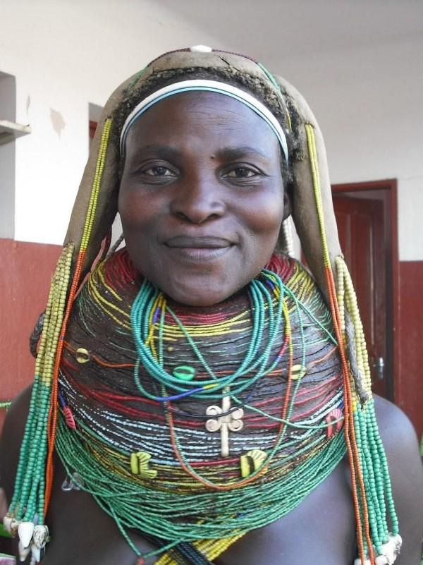Donna africana (credit Disarò)