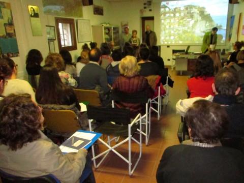 Circa quaranta i partecipanti al corso per facilitatori di gruppo di A.M.A.