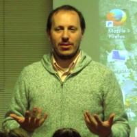 Paolo Rizzato, direttore de Il Portico