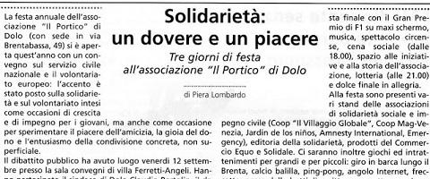 2003 Il Naviglio