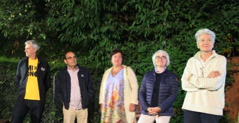 Presenti cinque dei nove soci fondatori nel 1985 de Il Portico